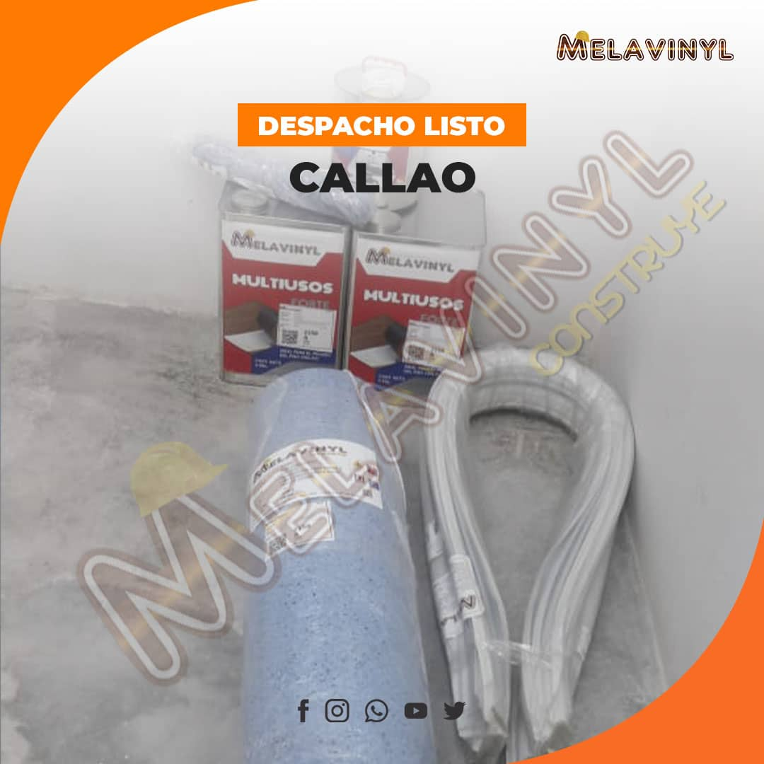 Despacho Melavinyl Callao