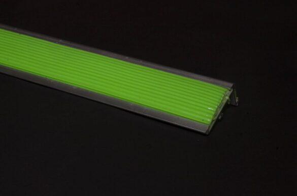 Cantonera de Aluminio Verde