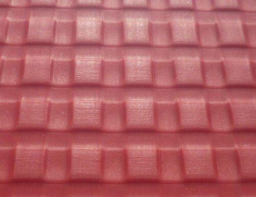 Piso Antideslizante Rojo Melavinyl