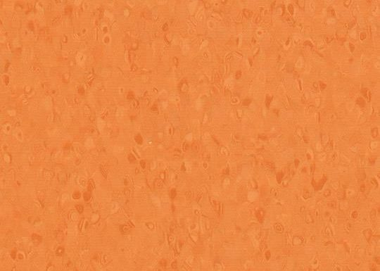 Piso Homogéneo 057 Naranja Forbo Sphera