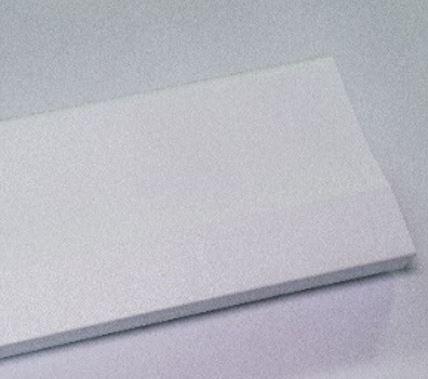 Zócalo Laminado Blanco Hielo 702C