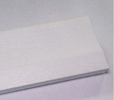 Zócalo Laminado Blanco Texturado 701