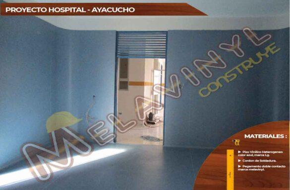 51-Proyecto Hospital - Ayacucho - Piso Heterogeneo - 2019