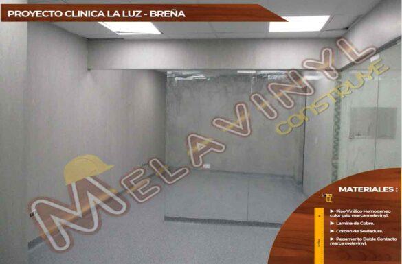 55-Proyecto Clinica la Luz - Breña - Piso Homogeneo - 2019