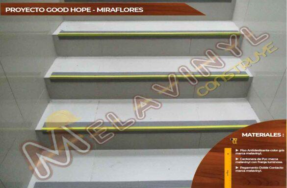 56-Proyecto Clinica Good Hope - Miraflores - Piso Antideslizantes - 2019