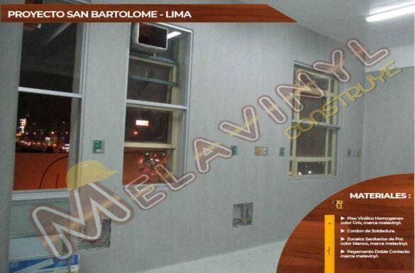 59-Proyecto San Bartolome - Lima - Piso Homogeneo - 2019