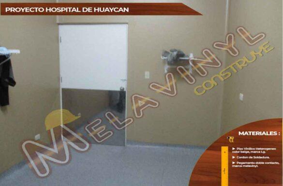 66-Proyecto Hospital de Huaycan - Pisos Heterogeneos - 2019
