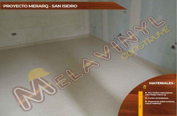 68-Proyecto Merarq - San Isidro - Pisos Heterogeneos - 2019